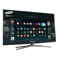 "Foto Smart TV LED 48"" Samsung Série 6 Full HD UN48H6300 4 HDMI"