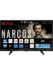 "Smart TV TV LED 49"" AOC Série 5000 Full HD Netflix LE49S5970 3 HDMI"