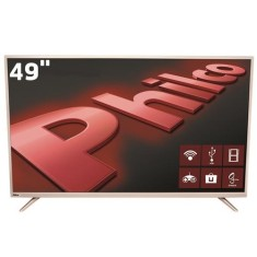 "Foto Smart TV LED 49"" Philco Full HD PH49F30DSGWA 2 HDMI"