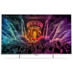 "Foto Smart TV LED 55"" Philips Série 6000 4K 55PUG6801 4 HDMI"