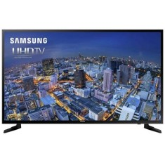"Foto Smart TV LED 55"" Samsung Série 6 4K UN55JU6000 3 HDMI"