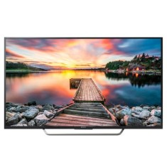 "Foto Smart TV LED 55"" Sony 4K HDR KD-55X7005D 4 HDMI"