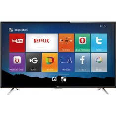 "Foto Smart TV LED 55"" TCL Full HD L55S4700FS 3 HDMI LAN (Rede)"
