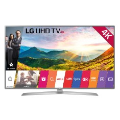 "Foto Smart TV LED 65"" LG 4K HDR 65UJ6545 HDMI"