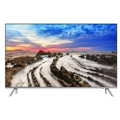 "Foto Smart TV LED 65"" Samsung 4K HDR UN65MU7000 4 HDMI"