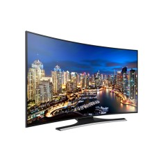 "Foto Smart TV LED 65"" Samsung Série 7 4K 65HU7200 4 HDMI"