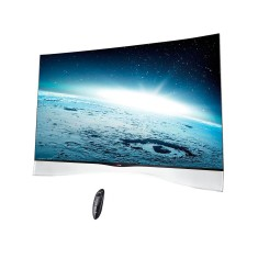 "Foto Smart TV OLED 3D 55"" LG Cinema Full HD 55EA9850"