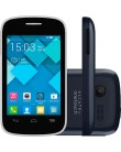 Smartphone Alcatel One Touch Pop C1 4GB 4015N 5,0 MP 2 Chips Android 4.2 (Jelly Bean Plus) Wi-Fi 3G