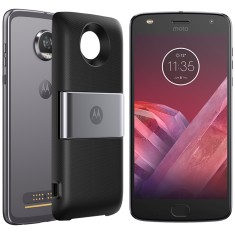 Foto Smartphone Motorola Moto Z Z2 Play Power & DTV Edition XT1710 64GB