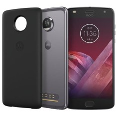 Foto Smartphone Motorola Moto Z Z2 Play Power Edition 64GB xt1710 12,0 MP 2 Chips Android 7.1 (Nougat) 3G 4G Wi-Fi