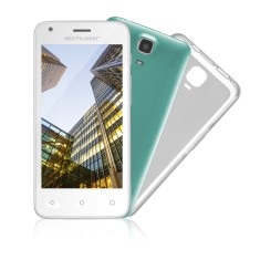 Foto Smartphone Multilaser MS45S Colors 8GB P9012 Android