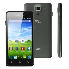 Foto Smartphone Multilaser MS5 4GB NB207 Android