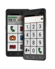 Smartphone Multilaser MS50 Senior P9015 Android 5.0 (Lollipop) 3G Wi-Fi