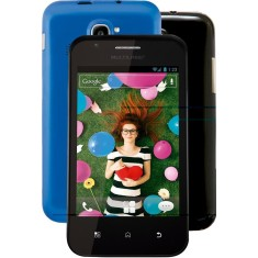 Foto Smartphone Multilaser Trend P3244 Android 2,0 MP