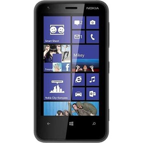 Foto Smartphone Nokia Lumia 8GB 620 Windows Phone