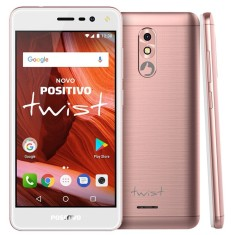 Foto Smartphone Positivo Twist 16GB S511 Android