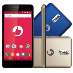 Foto Smartphone Positivo Twist 16GB S520 M Android