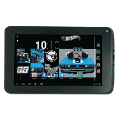 "Foto Tablet Candide Hot Wheels 4557 8GB 7"" Android 2 MP 4.2 (Jelly Bean Plus)"