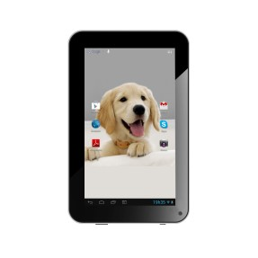 "Foto Tablet DL Eletrônicos Office Tab 4GB 7"" Android 4.1 (Jelly Bean)"
