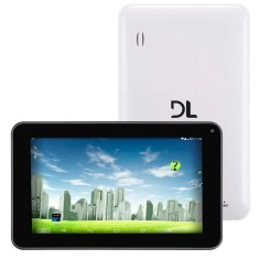 "Foto Tablet DL Eletrônicos Eagle Plus 4GB 7"" Android 4.4 (Kit Kat)"