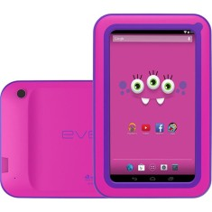 "Foto Tablet Every Kids 4GB 7"" Android 2 MP 4.4 (Kit Kat)"