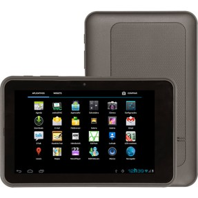 "Foto Tablet Lenoxx Sound TB-120 8GB 3G 7"" Android 2 MP"