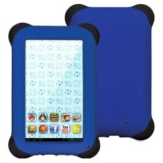 "Foto Tablet Multilaser Kid Pad NB124 8GB 7"" Android 1,3 MP"