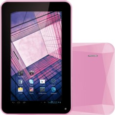 "Foto Tablet Multilaser Pc 7 Diamond Lite NB041 4GB 7"" Android 4.0 (Ice Cream Sandwich)"