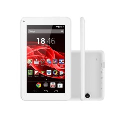 "Foto Tablet Multilaser Supra NB200 8GB 7"" Android 2 MP"