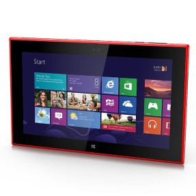 Foto Tablet Nokia Lumia 2520 32GB 4G 3G 10,1""