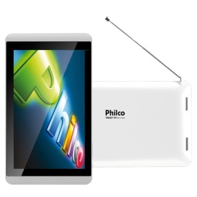 "Foto Tablet Philco 7A1-P111A4.0 8GB 7"" Android 2 MP 4.0 (Ice Cream Sandwich)"
