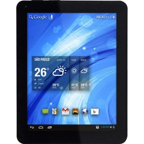 "Foto Tablet Tectoy Glow TT-2905 8GB 9,7"" Android 2 MP"