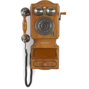 Foto Telefone com Fio Crosley Country Kitchen Wall Phone