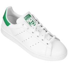 Foto Tênis Adidas Infantil (Unissex) Stan Smith Junior Casual