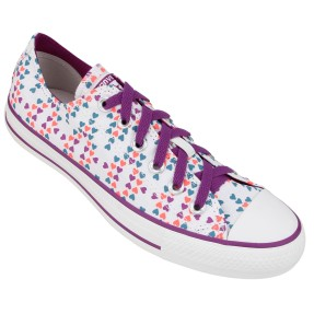 Foto Tênis Converse All Star Feminino CT AS Ox Casual