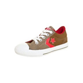 Foto Tênis Converse All Star Infantil (Unissex) Player Multicolors EV Casual