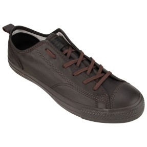 Foto Tênis Converse All Star Unissex CT AS Leather OX Casual