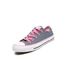 Foto Tênis Converse Feminino CT AS Denim Colors Ox Casual