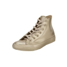 Foto Tênis Converse Feminino Ct As Metallic Rubber Hi Casual