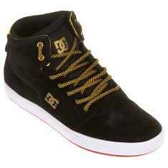 Foto Tênis DC Shoes Masculino Crisis High Skate