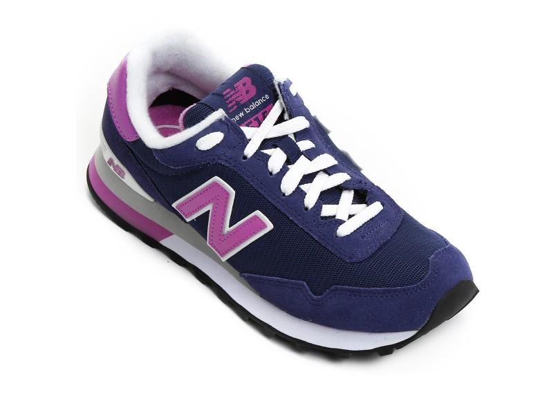 1e1e0e4fa2 Tênis New Balance Feminino Casual 515