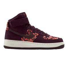 Foto Tênis Nike Feminino Air Force 1 Hi LIB QS Casual