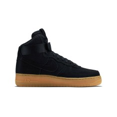 Foto Tênis Nike Feminino Air Force 1 High Suede Casual