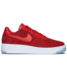 Foto Tênis Nike Masculino Air Force 1 Flyknit Low Casual