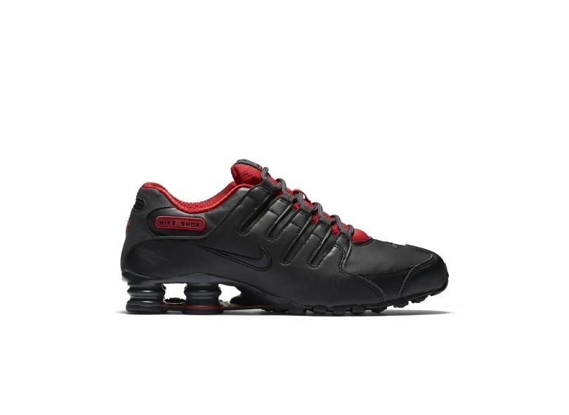 529ab3001ae Tênis Nike Masculino Casual Shox Nz Se