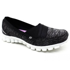 Foto Tênis Skechers Feminino EZ Flex 2 Fascination Casual
