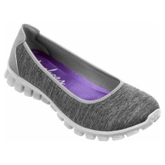 Foto Tênis Skechers Feminino Ez Flex 2 Roll Whit It Casual