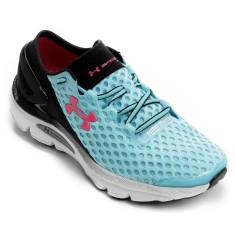 Foto Tênis Under Armour Feminino Speedform Gemini 2 Corrida