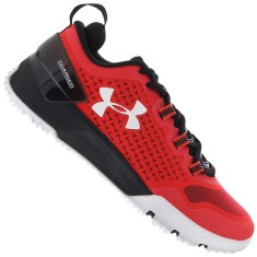 Foto Tênis Under Armour Masculino Charged Ultimate TR Low Academia