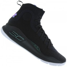 Foto Tênis Under Armour Masculino Curry 4 Basquete